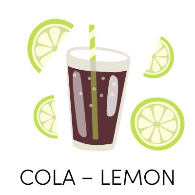 Cola-Lemon