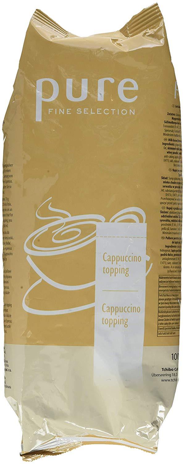 Cappuccino Topping 1 kg