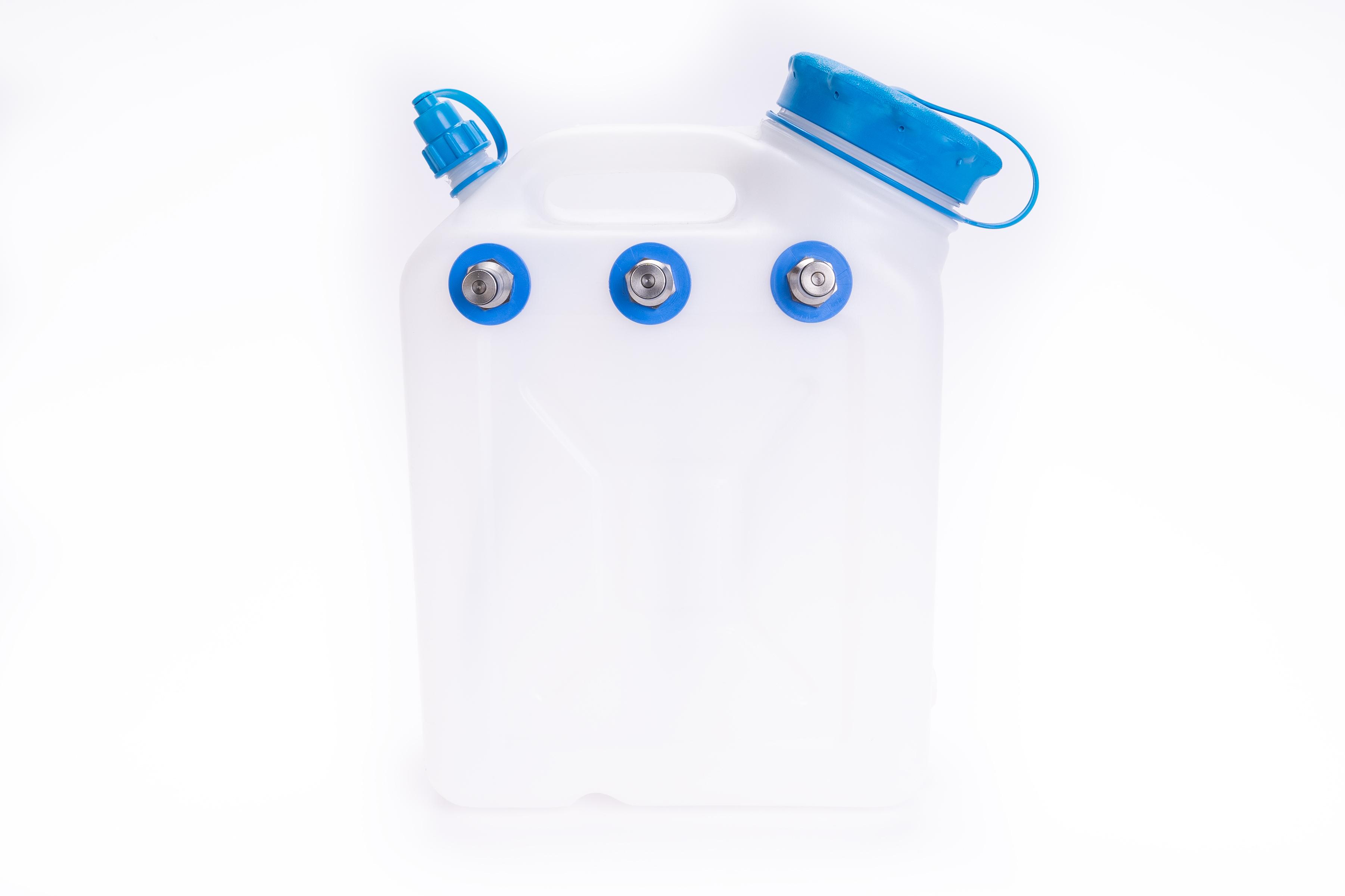 Reinigungsbehälter (Bag-in-Box) für NC