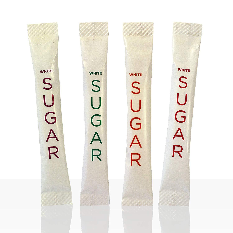 Zuckersticks Weiß