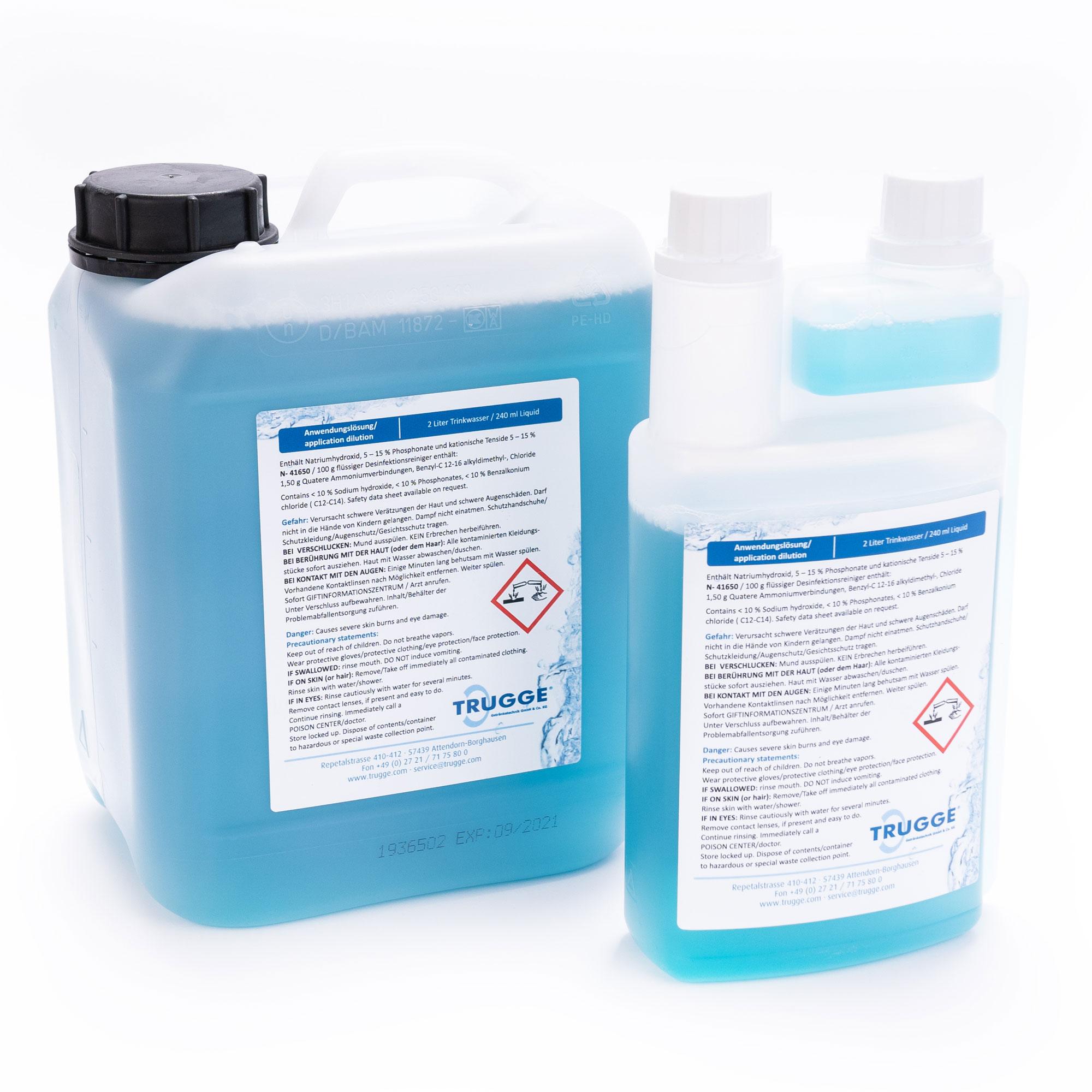 TGT-Liquid 1L Dosierflasche