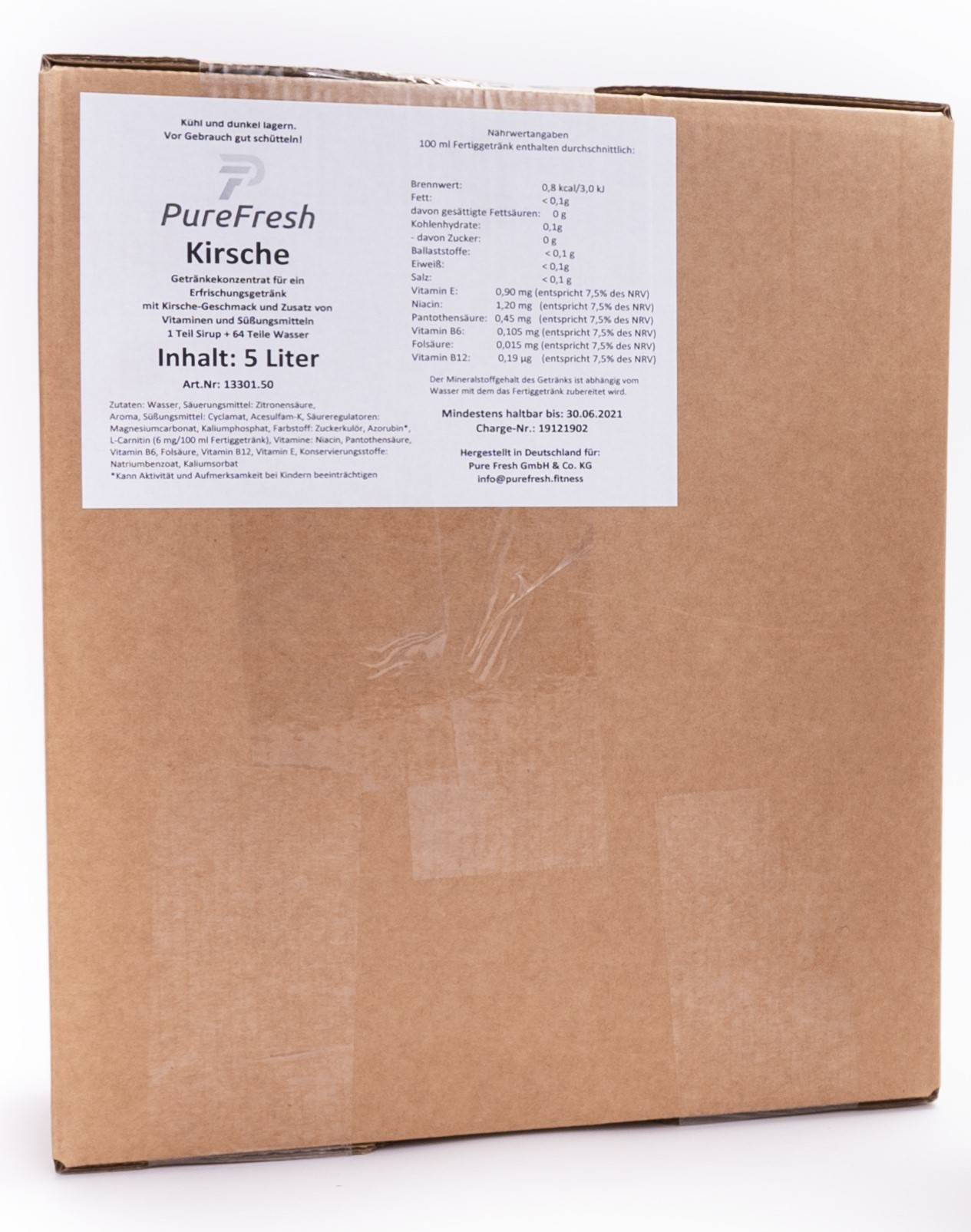 PureFresh 5l Bag-in-Box