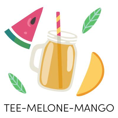 Tee Melone-Guava