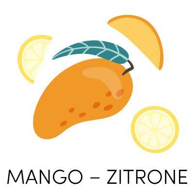 Mango-Zitrone